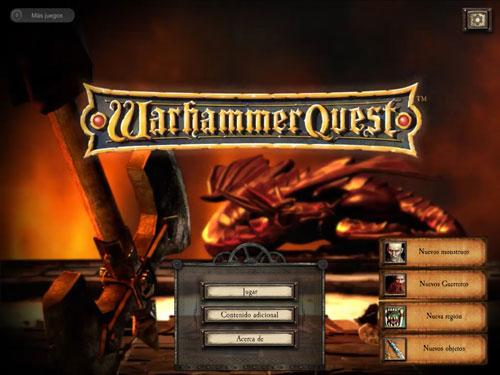 DLC Warhammer Quest