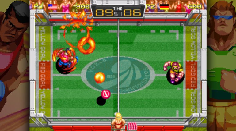 windjammers ps4