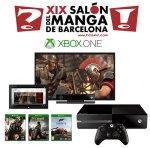 Los asistentes del próximo salón del Manga de Barcelona podrán probar la nueva Xbox One