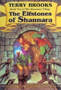Elfstones of Shannara Cover