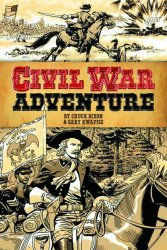 Civil War Adventure Book One Cover