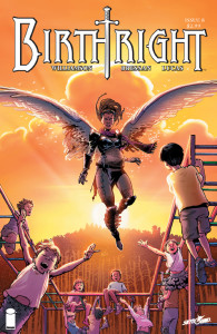 Cover for Birthright #8