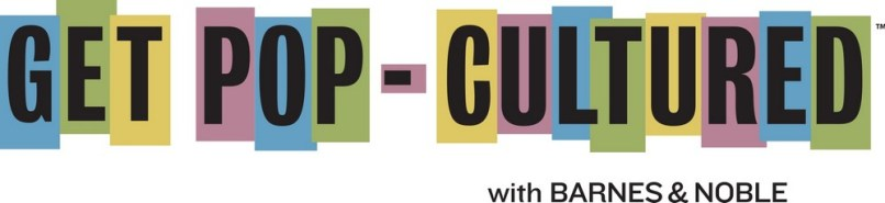 Get Pop Cultured Barnes and Noble Logo
