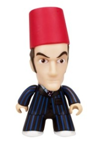 Tenth Doctor in Fez Vinyl Figure