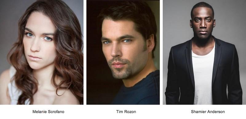The cast of Wynnona Earp