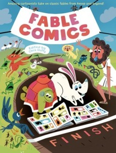 Fable Comics Cover