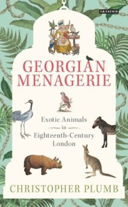 Cover for The Georgian Menagerie