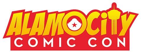 Alamo Comic Con Logo