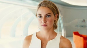 Tris from The Divergent Files: Allegiant