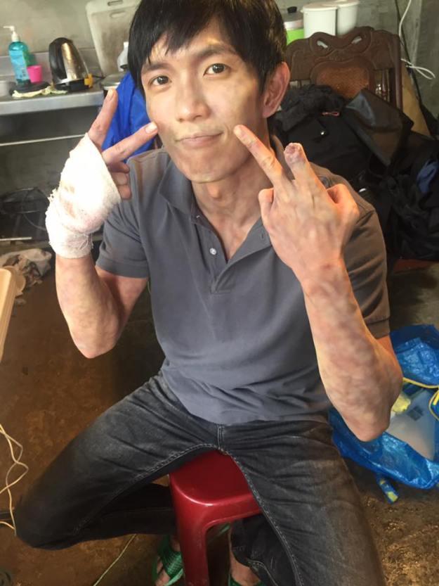 圖 / 翻攝自Cc Makeup 特效彩妝師 蔡佳璇粉絲團