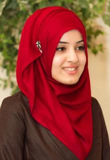 jilbab cantik wanita shalihah