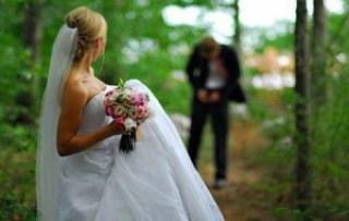 foto pre wedding unik