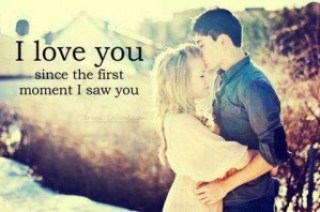 mengatakan cinta