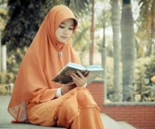 Selalu belajar untuk jadi wanita shalihah