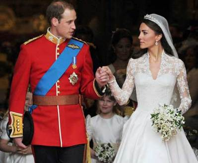Royal Wedding William & Kate Middleton