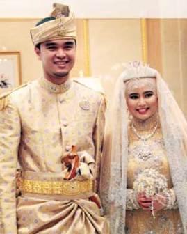 Royal Wedding Muhamad Ruzaini & Hafizah Sururul
