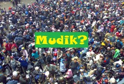 MUDIK? FENOMENA UNIK DI INDONESIA