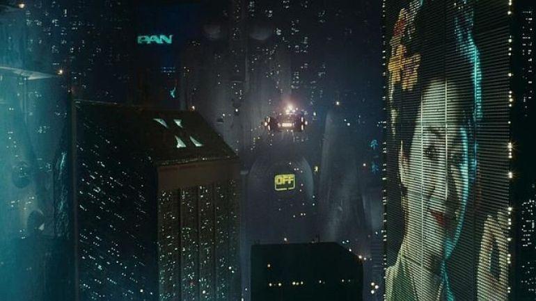 Publicidad Blade Runner
