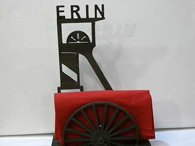 Erin Turm, Castrop-Rauxel, in Fanladencity
