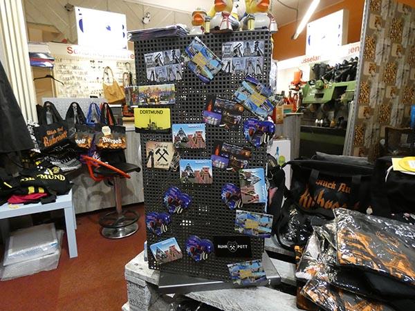 Ruhrpott-Shop, Castrop-Rauxel, im Fanladencity
