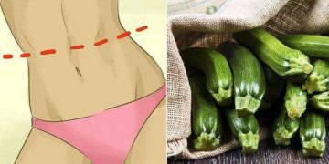 Dieta della zucchina: pelle splendida e perdi peso
