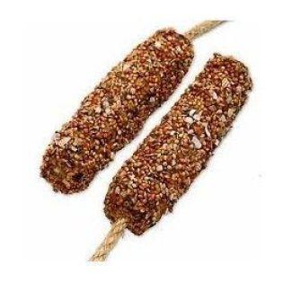 No abuses del uso de barritas con miel. Contienen grasas y azúcares que en exceso pueden dañar la salud de tu canario.