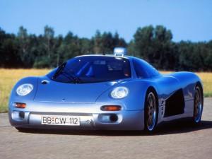 1993 Isdera Commendatore 112i 4