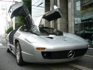 Silver 1991 Isdera Imperator 108i 8
