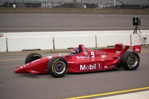 the red #9 PC-25 for Penske-Hogan