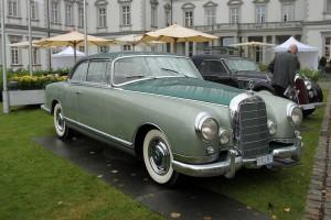 1955 Mercedes-Benz 300B by Pininfarina 12
