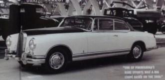 1955 Mercedes-Benz 300B by Pininfarina 15