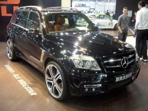 Mercedes-Benz Brabus GLK Widestar 1