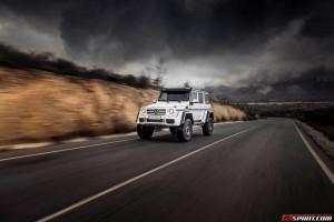 Mercedes-Benz G-Class G500 4x4 29