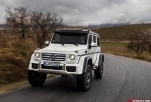 Mercedes-Benz G-Class G500 4x4 36