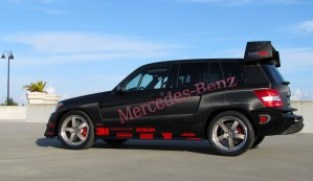 Mercedes-Benz-GLK350-Hybrid-Pikes-Peak-Rally-Car RennTech 11