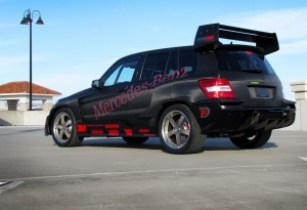 Mercedes-Benz-GLK350-Hybrid-Pikes-Peak-Rally-Car RennTech 12