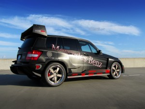 Mercedes-Benz-GLK350-Hybrid-Pikes-Peak-Rally-Car RennTech 16
