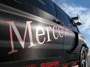 Mercedes-Benz-GLK350-Hybrid-Pikes-Peak-Rally-Car RennTech 19