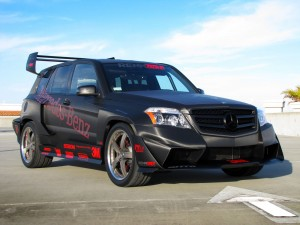 Mercedes-Benz-GLK350-Hybrid-Pikes-Peak-Rally-Car RennTech 6