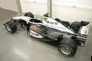 Mercedes-Benz McLaren MP4-15 19