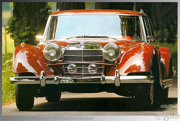 Mercedes-Benz 600 W100 Buchmann 9