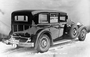 Mercedes-Benz Grosser Pullman W07 13