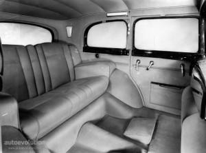 Mercedes-Benz Grosser Pullman W07 26