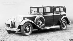 Mercedes-Benz Grosser Pullman W07 6
