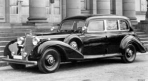 Mercedes-Benz Grosser Pullman w150 10