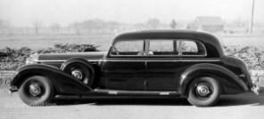 Mercedes-Benz Grosser Pullman w150 14