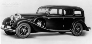 Mercedes-Benz Grosser Pullman w150 2