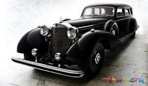 Mercedes-Benz Grosser Pullman w150 23