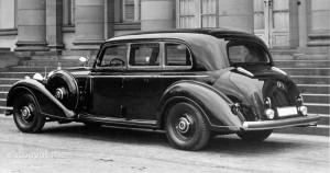 Mercedes-Benz Grosser Pullman w150 4