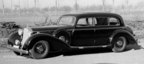 Mercedes-Benz Grosser Pullman w150 8
